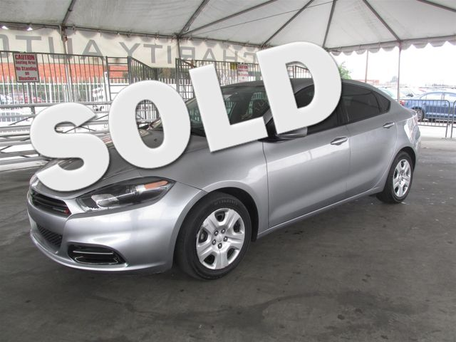 2015 Dodge Dart SE This particular vehicle has a SALVAGE title Please call or email to check avai