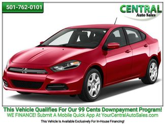2015 Dodge Dart SXT | Hot Springs, AR | Central Auto Sales in Hot Springs AR