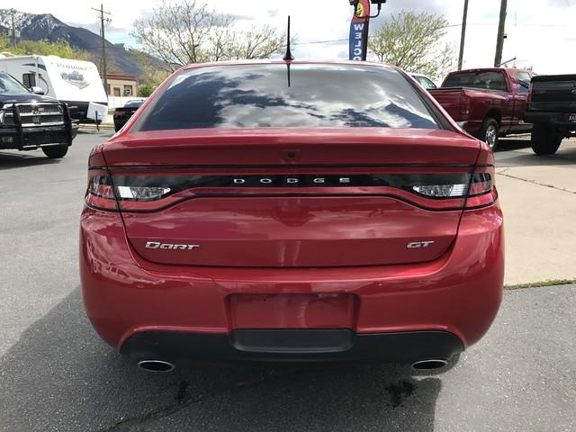 2015 Dodge Dart GT Ogden, Utah 3