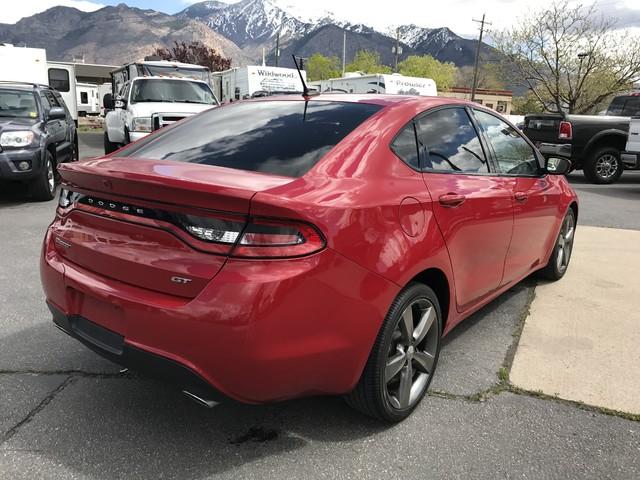 2015 Dodge Dart GT Ogden, Utah 4