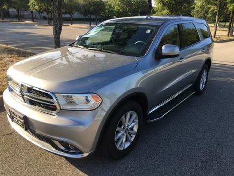 2015 Dodge Durango SXT in , Texas