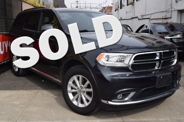 2015 Dodge Durango SXT Richmond Hill, New York 0