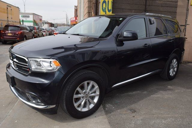2015 Dodge Durango SXT Richmond Hill, New York 2