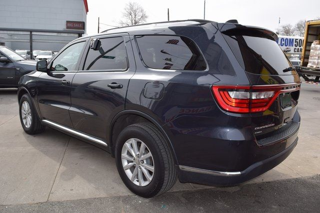 2015 Dodge Durango SXT Richmond Hill, New York 3
