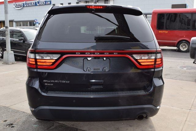 2015 Dodge Durango SXT Richmond Hill, New York 4