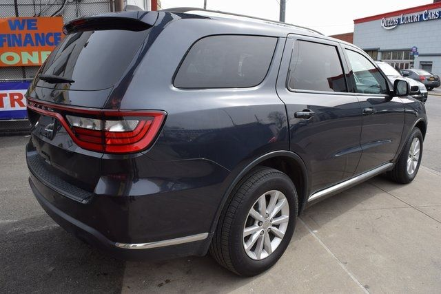 2015 Dodge Durango SXT Richmond Hill, New York 5