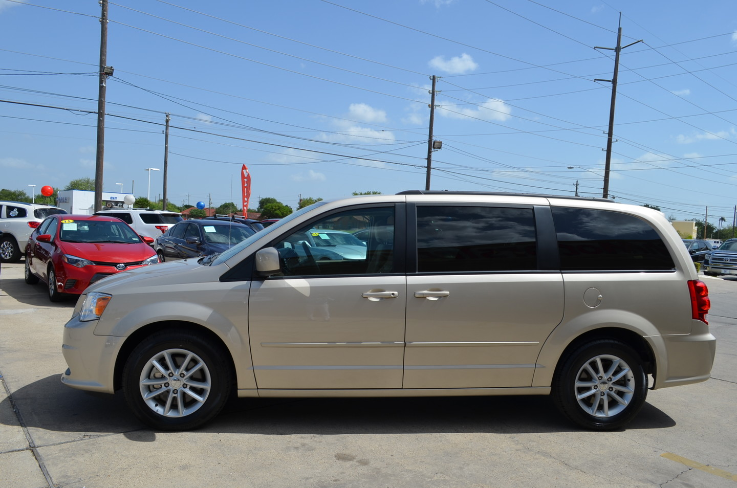 2015 dodge grand caravan sxt brownsville tx english motors
