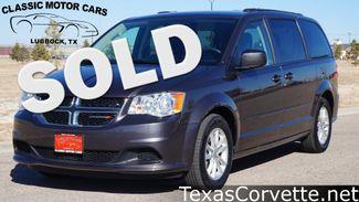 2015 Dodge Grand Caravan in Lubbock Texas