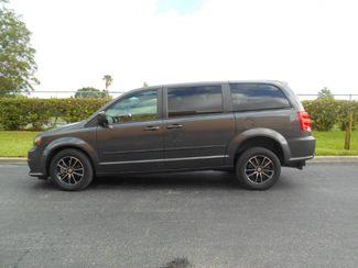 2015 Dodge Grand Caravan Sxt Handicap Van Pinellas Park, Florida 1