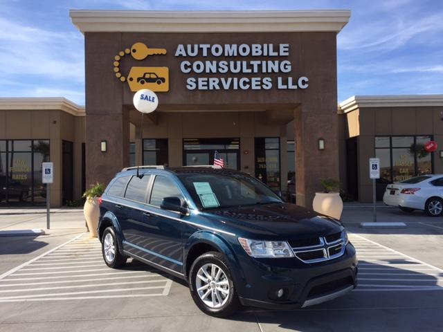 2015 Dodge Journey SXT V6 3ROW Bullhead City, Arizona 37