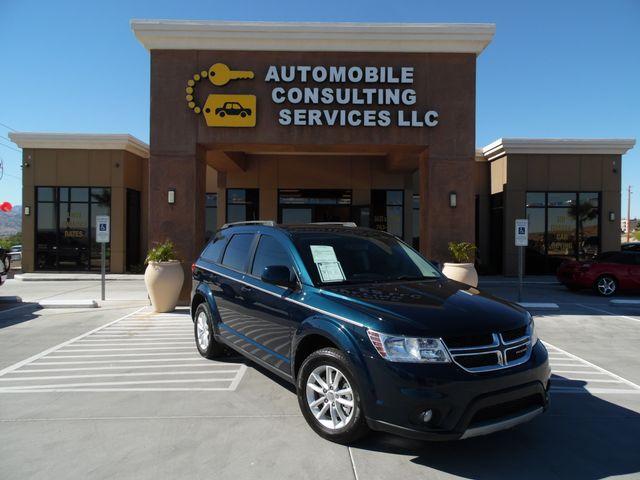 2015 Dodge Journey SXT V6 3ROW Bullhead City, Arizona 0