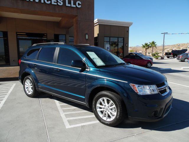 2015 Dodge Journey SXT V6 3ROW Bullhead City, Arizona 10