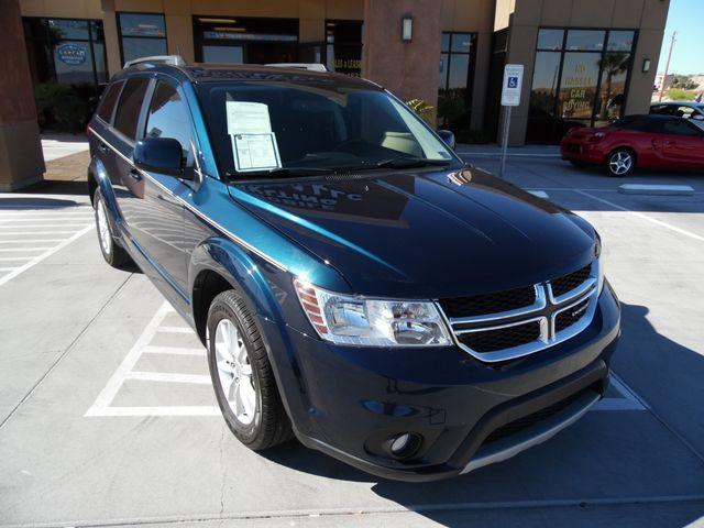 2015 Dodge Journey SXT V6 3ROW Bullhead City, Arizona 11