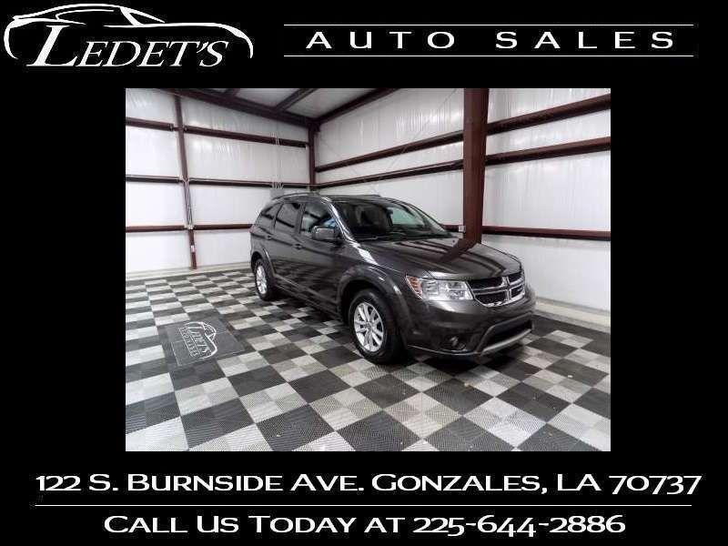 2015 Dodge Journey SXT - Ledet's Auto Sales Gonzales_state_zip in Gonzales Louisiana