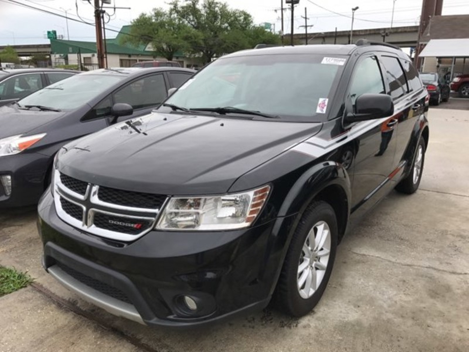 2015 dodge journey sxt city la autosmart. Black Bedroom Furniture Sets. Home Design Ideas