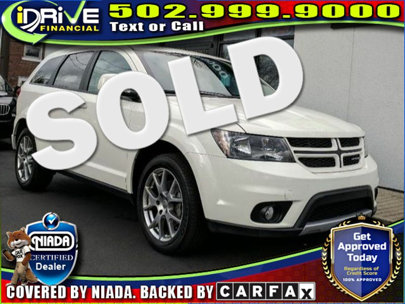 2015 Dodge Journey R/T | Louisville, Kentucky | iDrive Financial in Louisville Kentucky