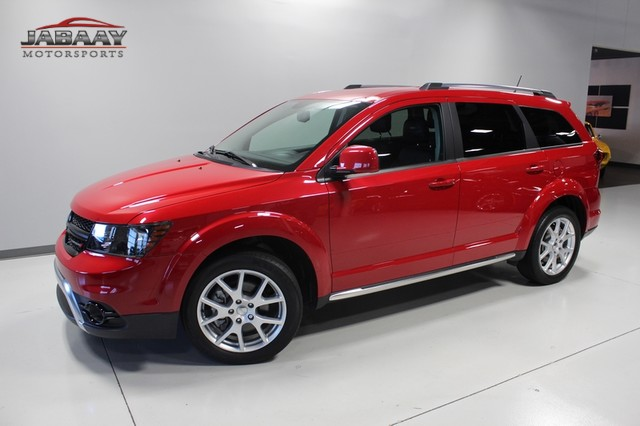 2015 Dodge Journey Crossroad Merrillville, Indiana 29