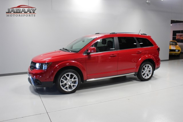 2015 Dodge Journey Crossroad Merrillville, Indiana 34