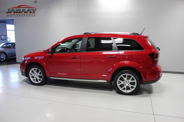2015 Dodge Journey Crossroad Merrillville, Indiana 37