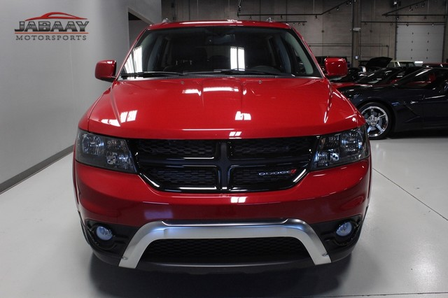 2015 Dodge Journey Crossroad Merrillville, Indiana 7