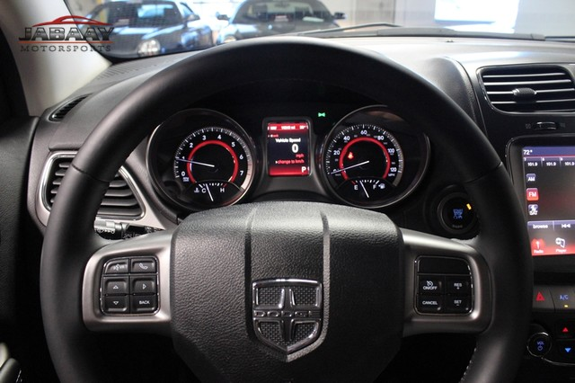 2015 Dodge Journey Crossroad Merrillville, Indiana 18