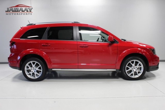 2015 Dodge Journey Crossroad Merrillville, Indiana 5