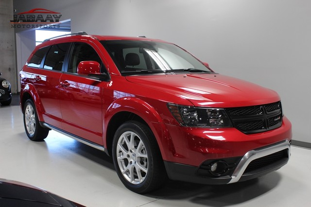 2015 Dodge Journey Crossroad Merrillville, Indiana 6