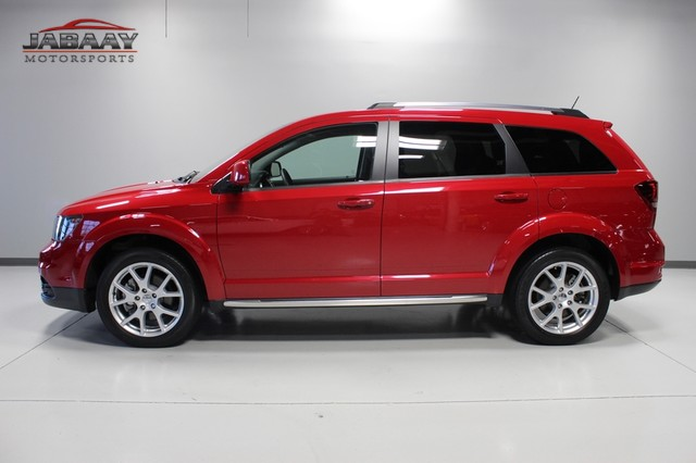 2015 Dodge Journey Crossroad Merrillville, Indiana 1