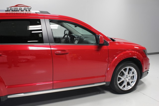 2015 Dodge Journey Crossroad Merrillville, Indiana 39
