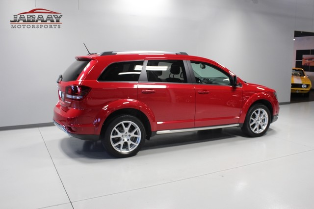 2015 Dodge Journey Crossroad Merrillville, Indiana 40