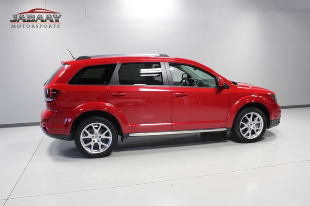2015 Dodge Journey Crossroad Merrillville, Indiana 41