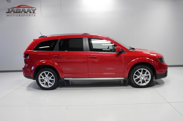 2015 Dodge Journey Crossroad Merrillville, Indiana 42