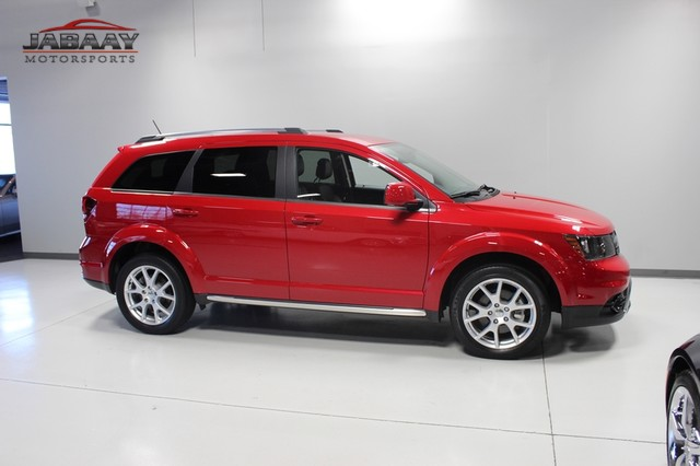 2015 Dodge Journey Crossroad Merrillville, Indiana 43