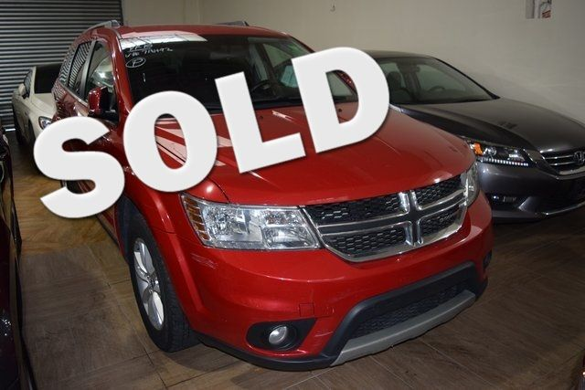 2015 Dodge Journey SXT Richmond Hill, New York 0