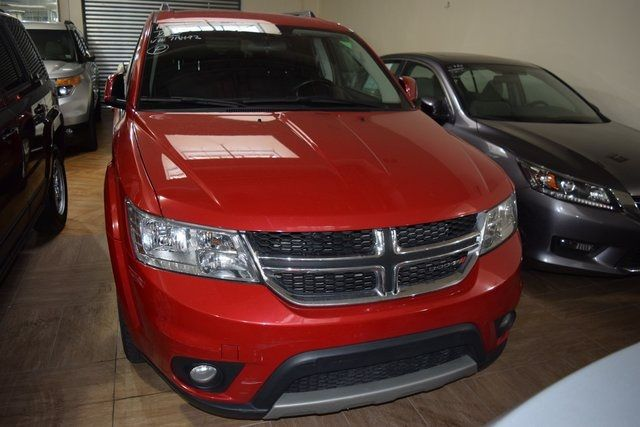 2015 Dodge Journey SXT Richmond Hill, New York 1
