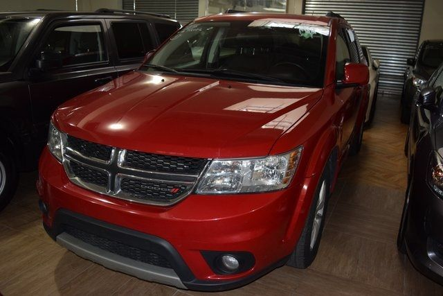 2015 Dodge Journey SXT Richmond Hill, New York 2