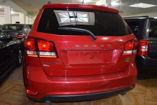 2015 Dodge Journey SXT Richmond Hill, New York 4