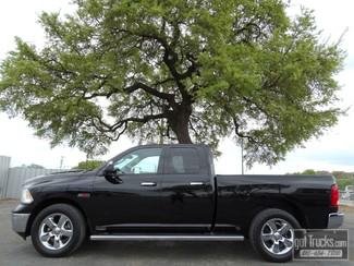 2015 Dodge Ram 1500 Crew Cab Lone Star  3.0L V6 EcoDiesel 4X4 in San Antonio Texas