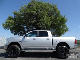 2015 Dodge Ram 1500 Crew Cab Lone Star 5.7L Hemi V8 4X4 in San Antonio Texas