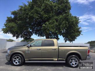 2015 Dodge Ram 1500 Crew Cab Laramie 3.0L V6 EcoDiesel 4X4 | American Auto Brokers San Antonio, TX in San Antonio Texas