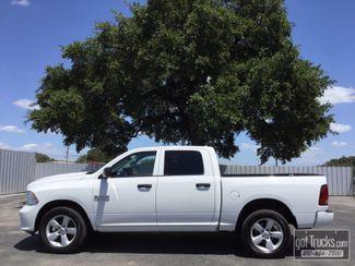 2015 Dodge Ram 1500 Crew Cab Express 3.6L V6 4X4 | American Auto Brokers San Antonio, TX in San Antonio Texas