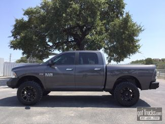 2015 Dodge Ram 1500 Crew Cab Big Horn 5.7L Hemi V8 4X4 | American Auto Brokers San Antonio, TX in San Antonio Texas