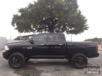 2015 Dodge Ram 1500 Crew Cab Big Horn 3.0L V6 EcoDiesel 4X4 | American Auto Brokers San Antonio, TX in San Antonio Texas
