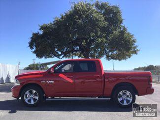 2015 Dodge Ram 1500 Crew Cab Sport 5.7L Hemi V8 | American Auto Brokers San Antonio, TX in San Antonio Texas