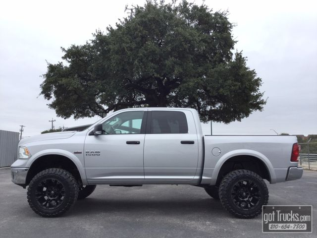 2015 Dodge Ram 1500 Crew Cab Outdoorsman 5.7L Hemi V8 4X4 | American Auto Brokers San Antonio, TX in San Antonio Texas