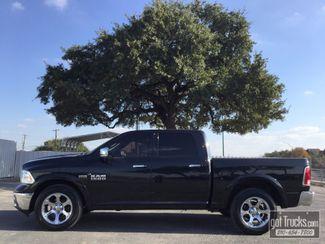 2015 Dodge Ram 1500 Crew Cab Laramie 5.7L Hemi V8 4X4 | American Auto Brokers San Antonio, TX in San Antonio Texas