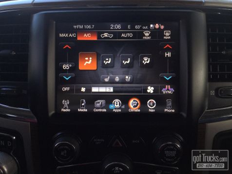 2015 Dodge Ram 1500 Crew Cab Laramie 5.7L Hemi V8 4X4 | American Auto Brokers San Antonio, TX in San Antonio, Texas