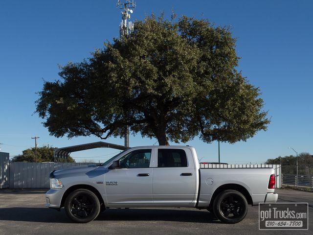 2015 Dodge Ram 1500 Crew Cab Express 5.7L Hemi V8   American Auto Brokers San Antonio, TX in San Antonio Texas