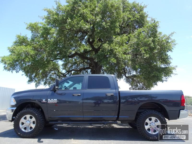 2015 Dodge Ram 2500 Crew Cab Tradesman 6.7L Cummins Turbo Diesel 4X4 in San Antonio Texas