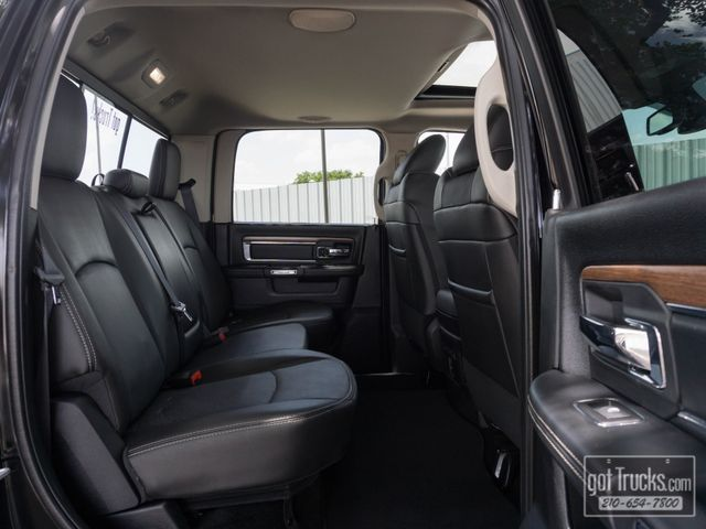 Tremendous 2015 Dodge Ram 2500 Crew Cab Laramie 6 7L Cummins Turbo Gmtry Best Dining Table And Chair Ideas Images Gmtryco